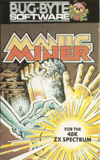 Manic Miner Cover
