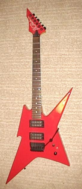 BC Rich Iron Bird