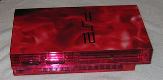 PS2 Red Plasma (unofficial)