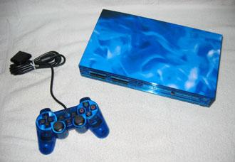 PS2 Blue Plasma (unofficial)
