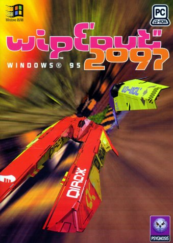 Wipeout 2097 Cover PC
