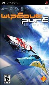 WipEout Pure Cover PSP
