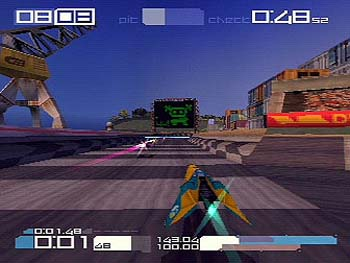 WipEout 3SE Zoom