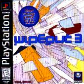 WipEout 3 Cover PS1